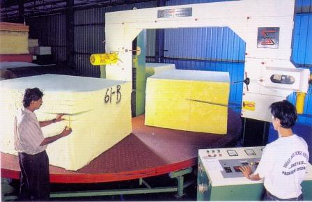 Product offering from ucifoamer sdn bhd - polyurethane foam